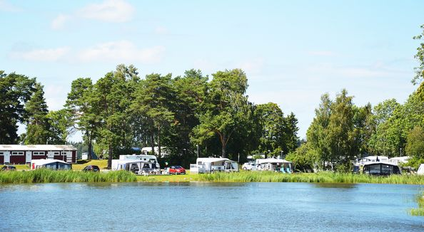 Toppbetyg För Klackskärs Camping Perfekt Läge Vid Havet