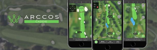 En digital caddy – AI tar steget in i golf
