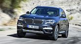 BMW X3, tredje generationen, officiell fakta foto 2017-06-26