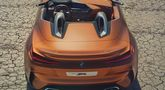 BMW Z4 Concept officiella bilder 2017-08-17