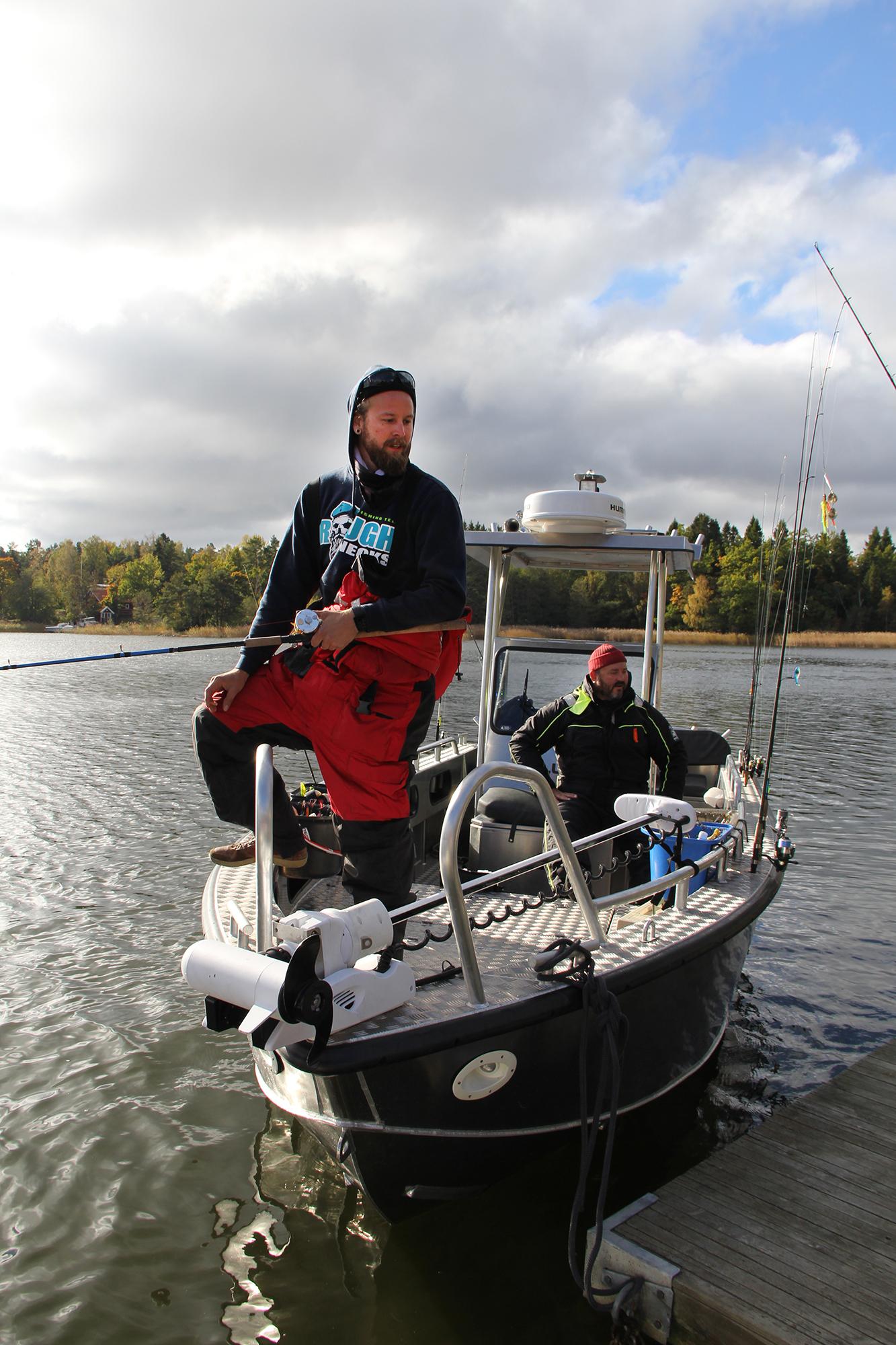 bästa aluminiumbåten för fiske