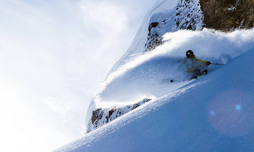 valla nya skidor