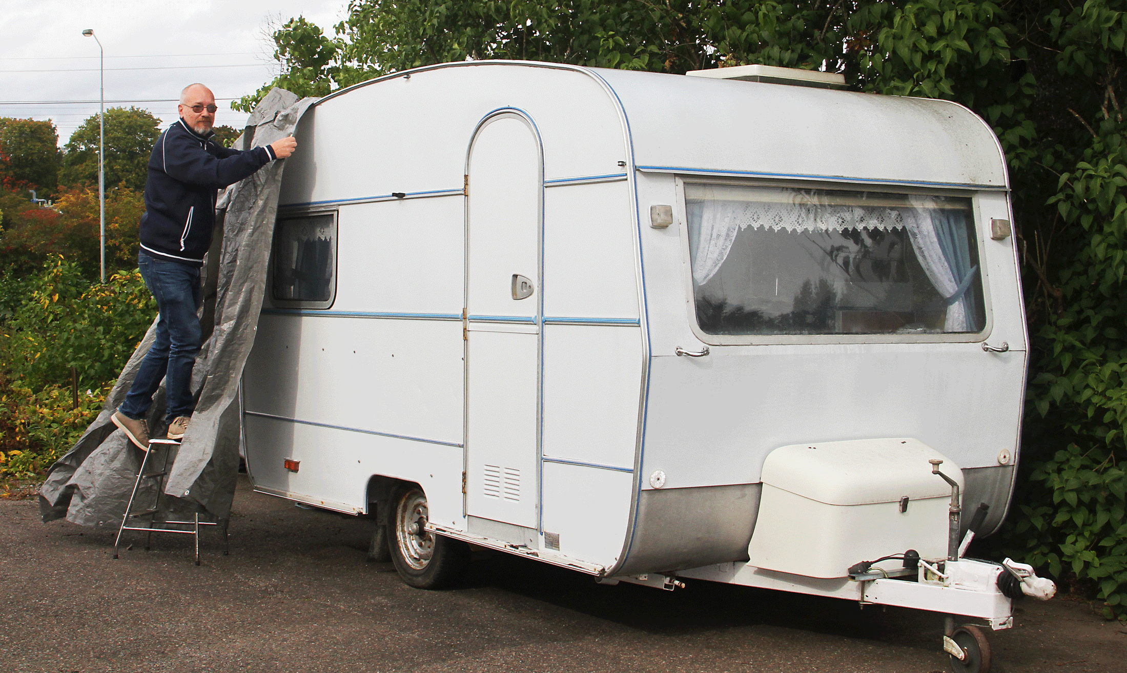 bra vinter husvagn