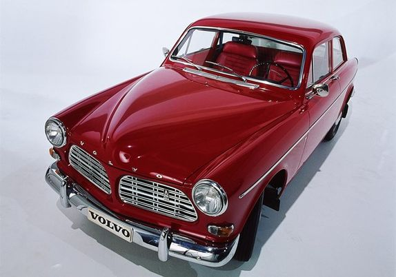 Volvo Amazon: Svetsa balk