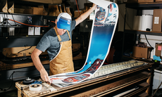 Wagner Skis – 100% custom från Colorado