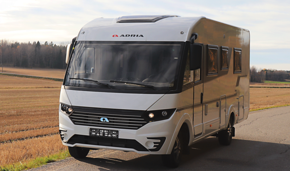 Husbil: Adria Sonic Plus 700 SLT