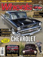 Wheels Magazine nr 1-2018
