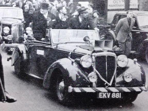 Churchills Daimler