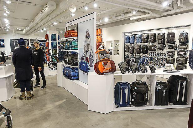 Thules nya butik i Stockholm - Nyheter - Sportfack cb3bd5d15e992