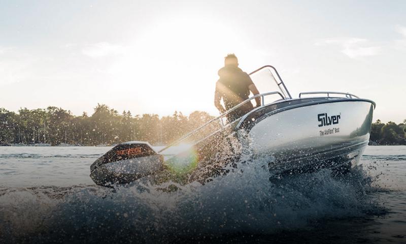 Elmotor båt test 2018