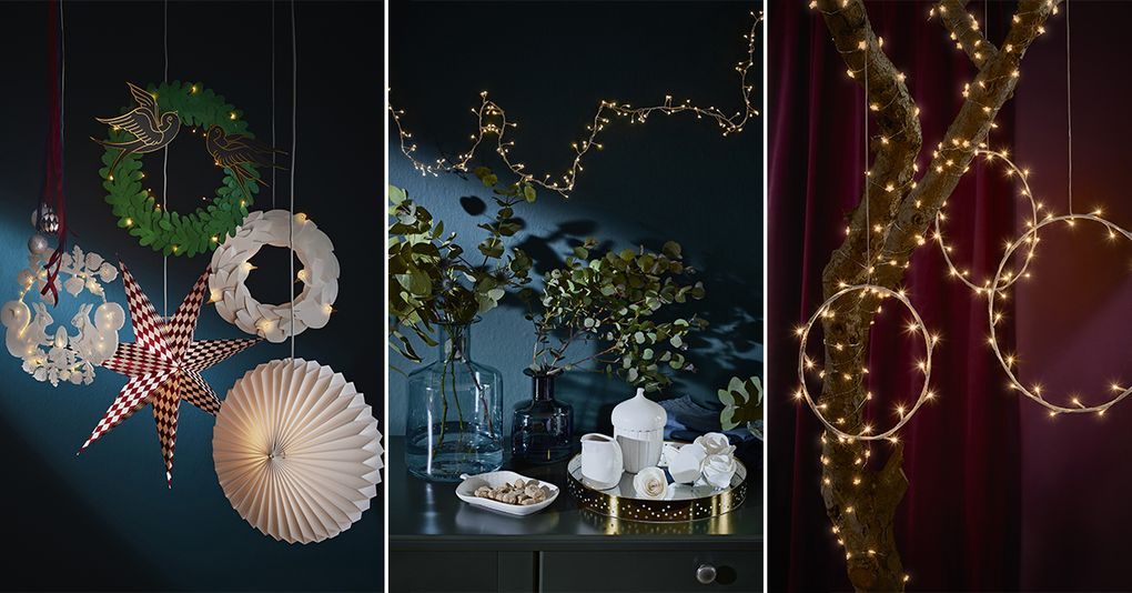 h r r ikeas nyheter f r julen 2018 hus hem. Black Bedroom Furniture Sets. Home Design Ideas