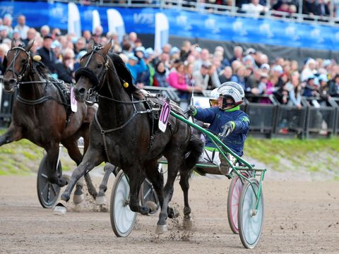 26 september 2018 Solvalla/Åby (V86)