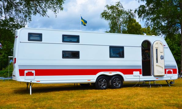 Kabe Royal 780 TDL FK KS: Husvagn med resortkänsla