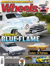 Wheels Magazine nr 12-2018