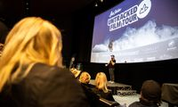 Film från premiären av Untracked Film Tour