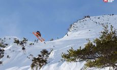 Repris & resultat från Freeride World Tour Japan