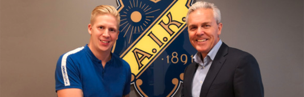 Intersport blir partner till AIK Hockey