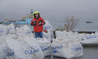 Historisk dag för The Ocean Cleanup