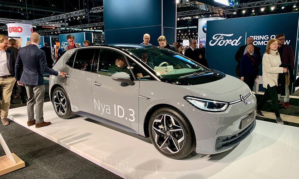 """Mjukvaruproblem kan försena VW ID 3: """"300 fel per dag"""""""