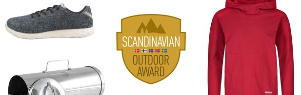 De tog hem Scandinavian Outdoor Award