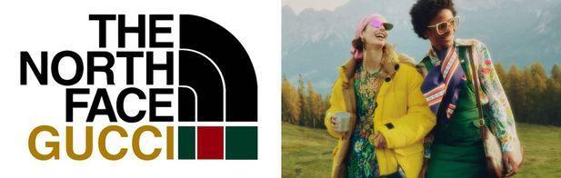 Release idag: The North Face X Gucci