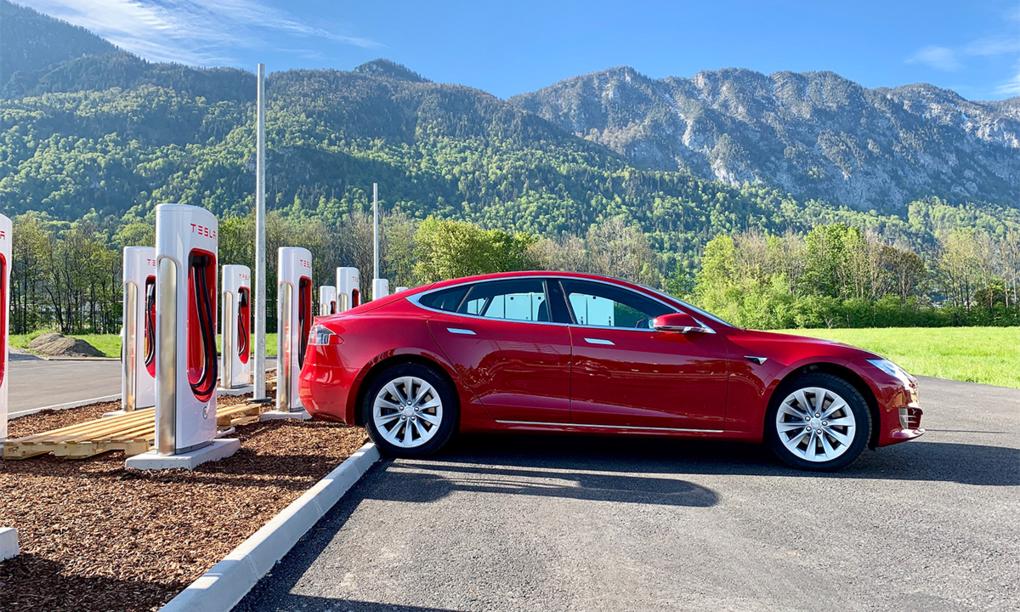 Ny milstolpe för Tesla i Europa: över 6.000 Superchargers på 601 platser