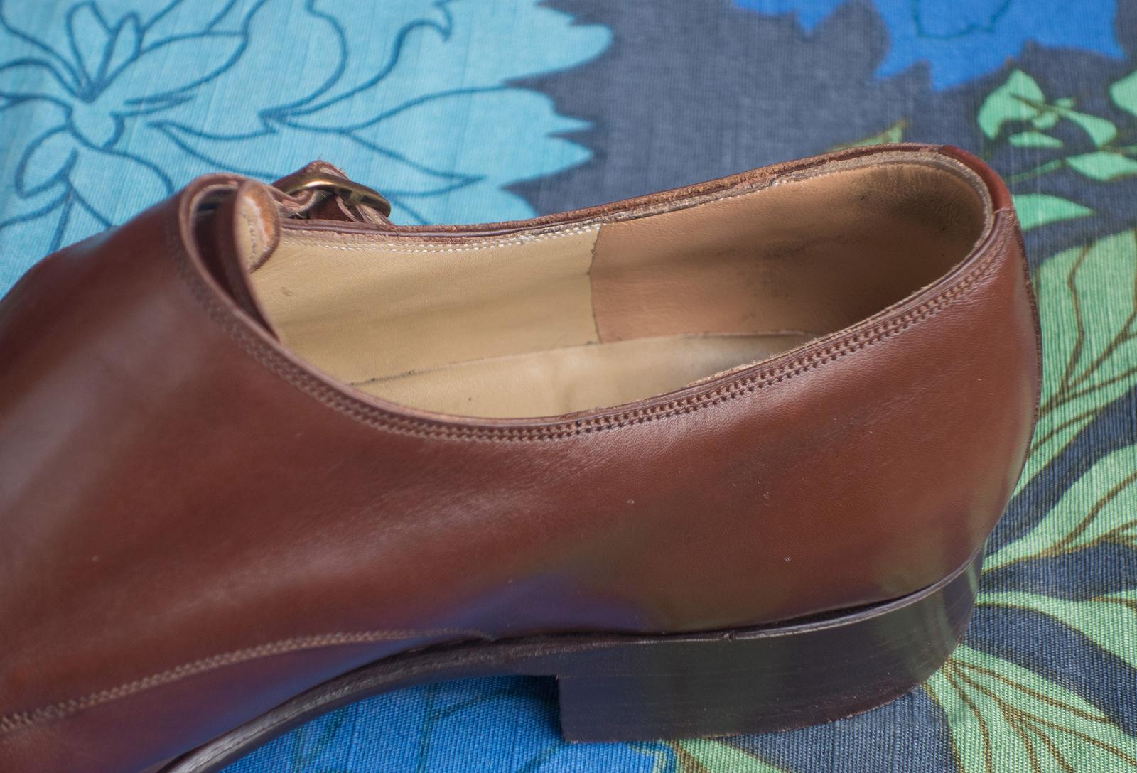 för stora skor inlägg