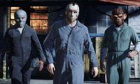 GTA V (GTA Online Heists)