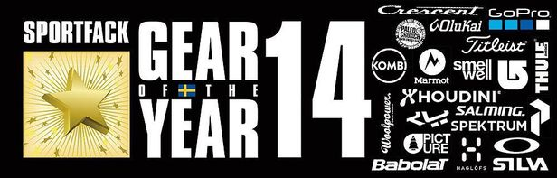 Finalisterna i Gear Of The Year 2014