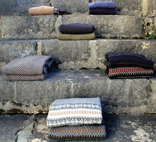 Stickat från Inis Meáin knitting Co.