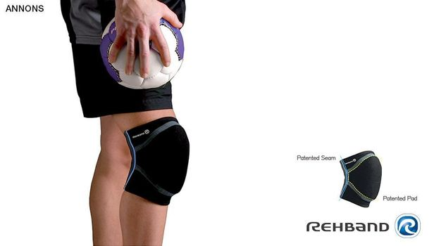 Veckans Produkt: : Rehband Tech Line Knee Support Handball