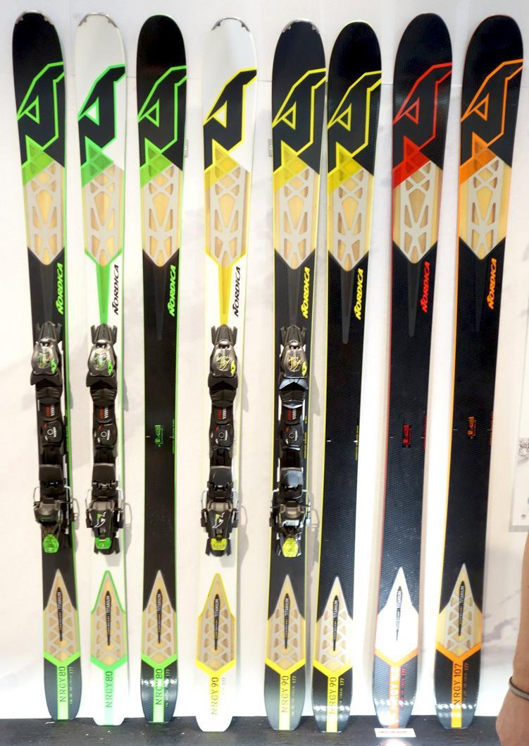 Nästa års all mountain-skidor från Nordica Nrgy. f02eb6e172