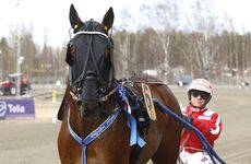 Eftersnack V75 Romme 5 april