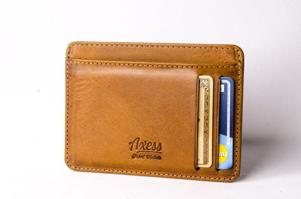 Axess Front Wallet