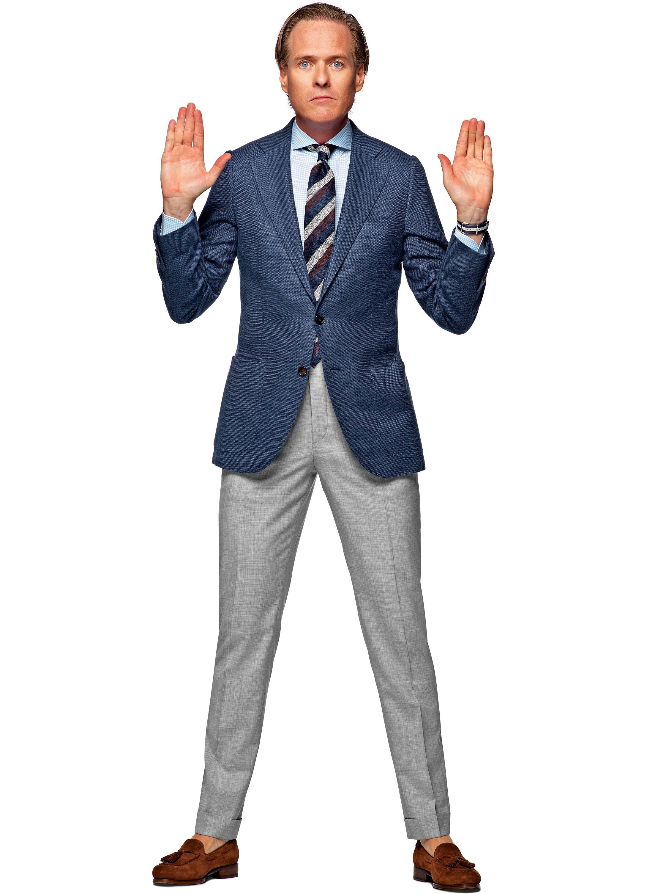 En stil som inte kostar skjortan - Del II - Kostymer och kavajer 9f212a86569ae