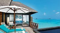 Lyxsemester med barn på Maldiverna