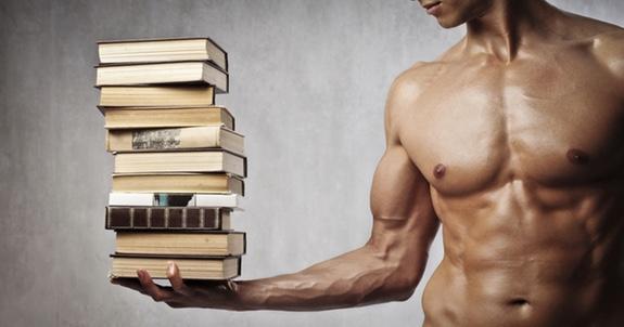 Vältränad litteratur för gymråttor
