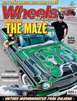 Wheels Magazine nr 8-2015