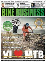 Bike Business augusti 2015