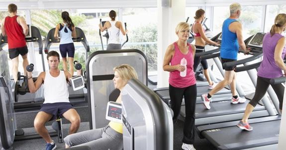 Osäker på om gymmet är fullt?