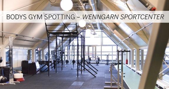 BODYs Gym Spotting: Wenngarn Sportcenter, Sigtuna