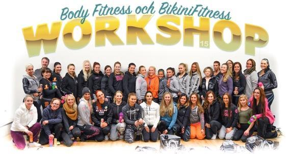 Fitnessworkshop i Norrköping