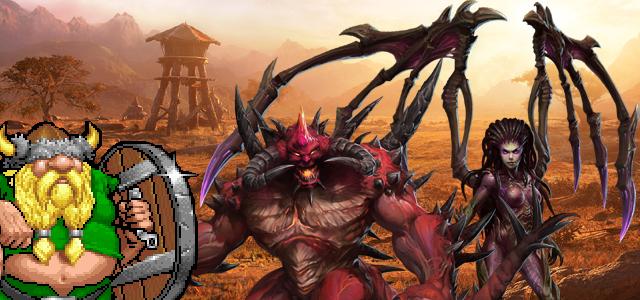 Diskussion: Vilket är Blizzards bästa spel?