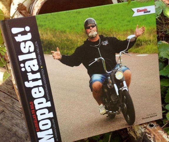 Ny bok: Moppefrälst!