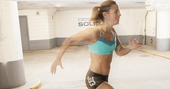 Korta sprinters effekt på konditionen