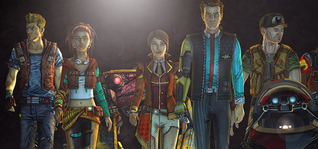 Tales from the 