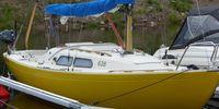 Marieholm IF båt, 1971