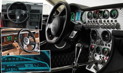 Quiz: Kolla instrumentpanelen – vilken är bilen?