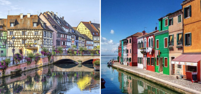 15 underbara kanalstäder världen över
