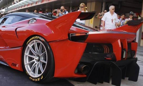Flera svenskar har köpt Ferrari FXX K